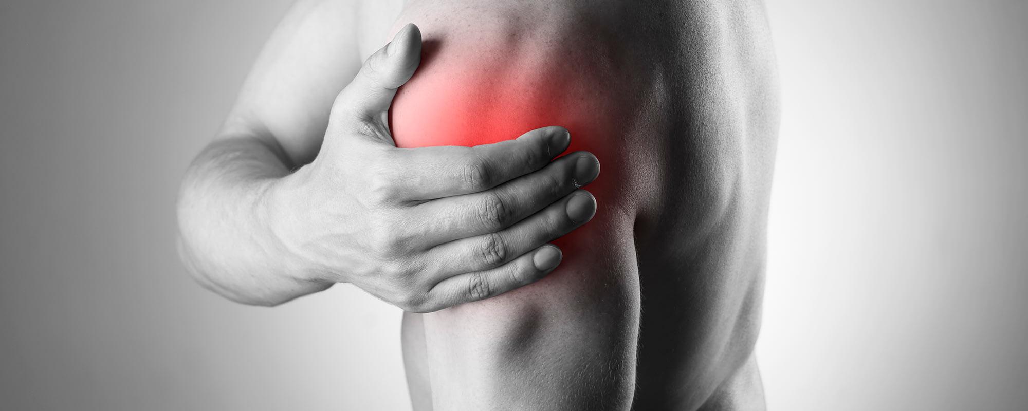 Dolor de hombro Fisioterapia a domicilio