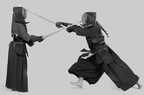 lesiones en artes marciales kendo