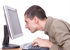 dolor de cuello y pantallas