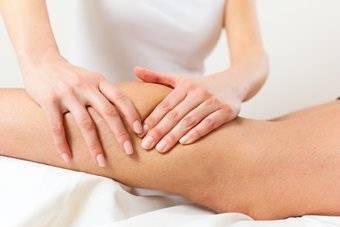 drenaje linfático rodilla