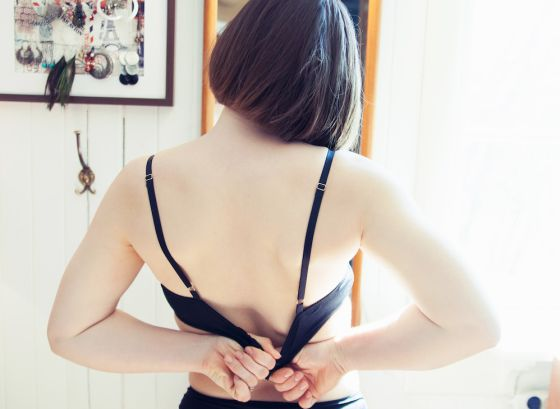 sujetador dolor de espalda