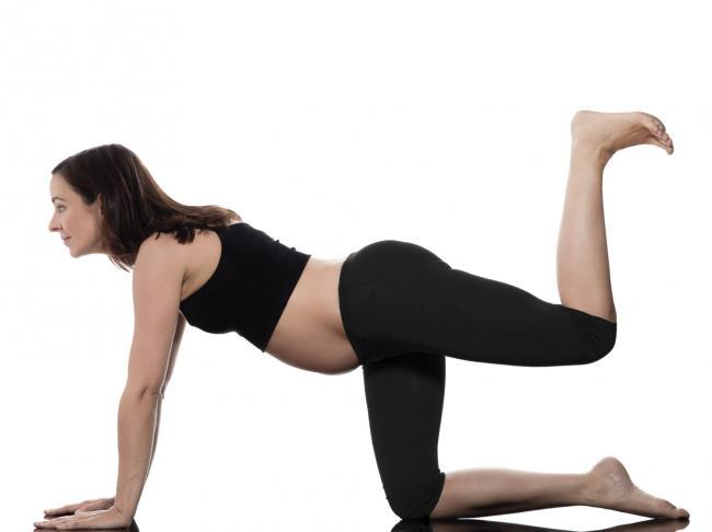 pilates embarazo 1