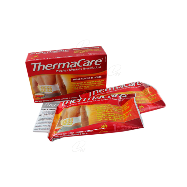 Parches Thermacare