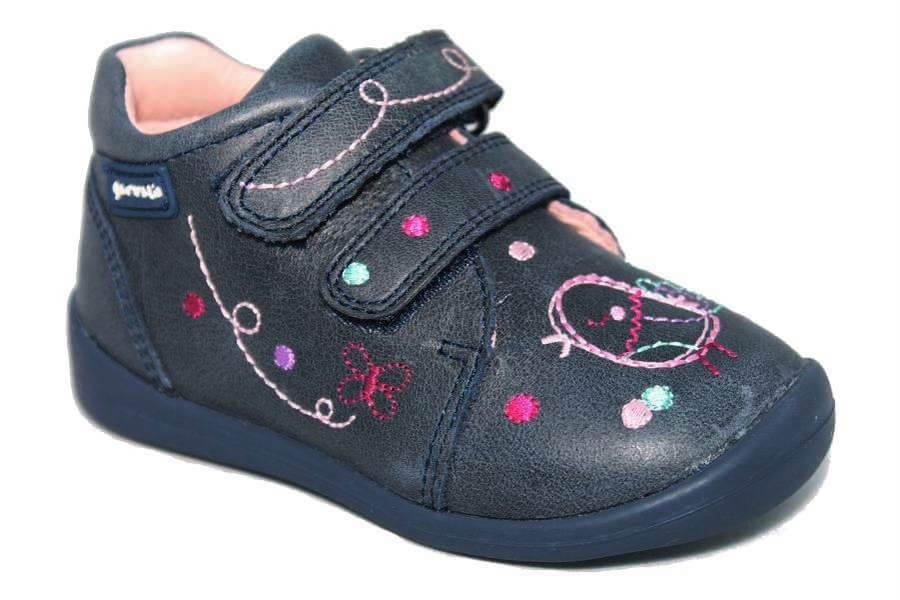 Garvalín bota bebé