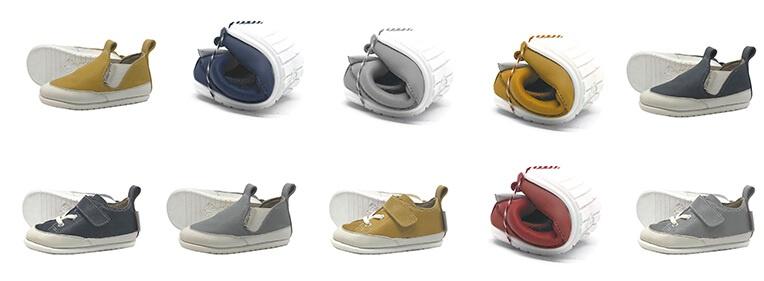 Zapato bebé flexible zapato feroz