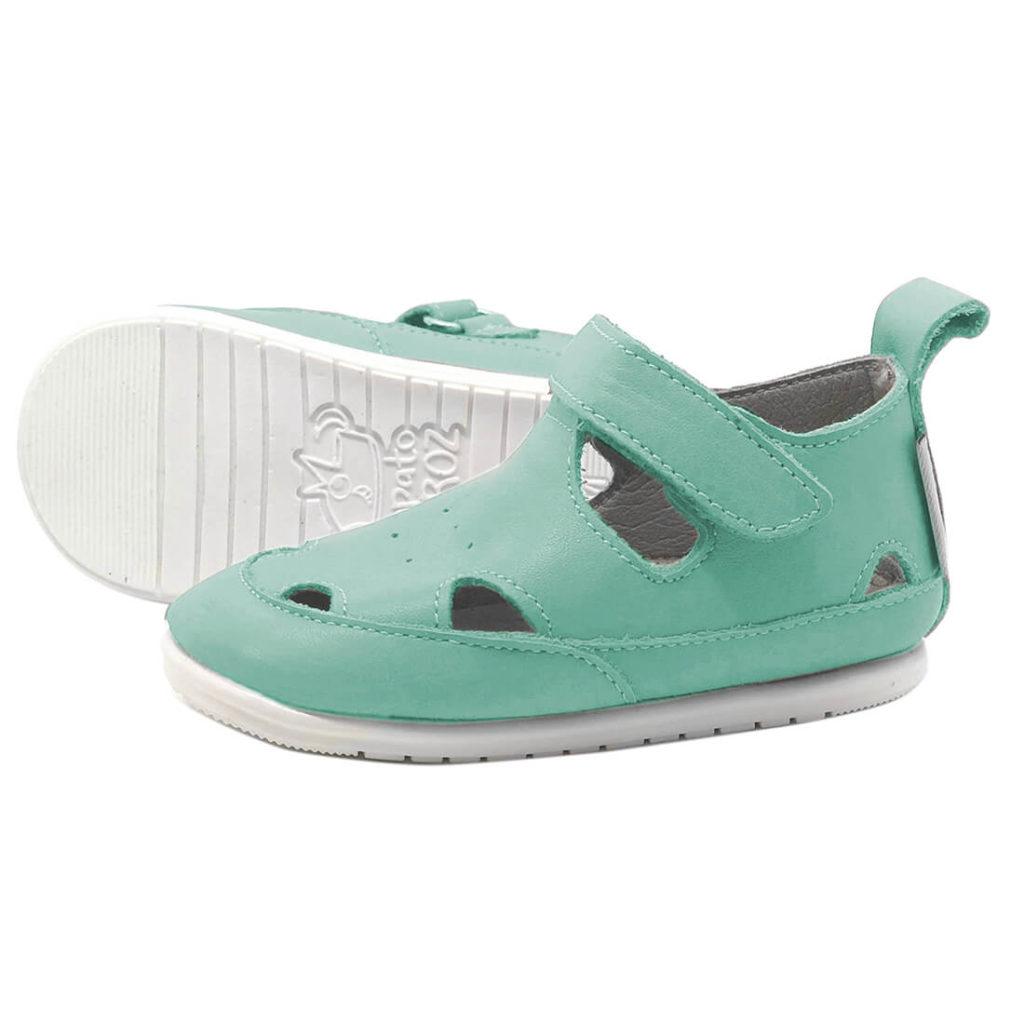 Zapato feroz bebé