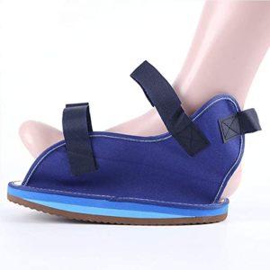 zapato postquirurgico