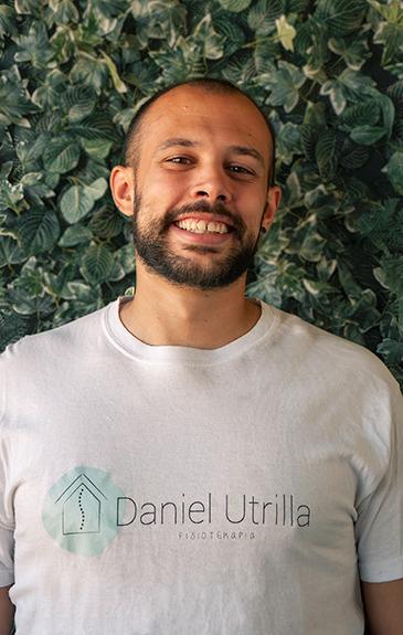 Daniel Utrilla - Fisioterapeuta a domicilio